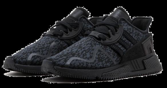 Фото Adidas EQT Cushion ADV черные - 4